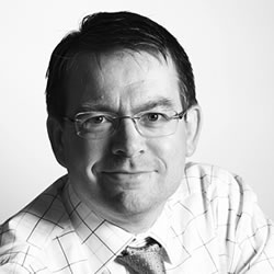 Photo of Malcolm Evans